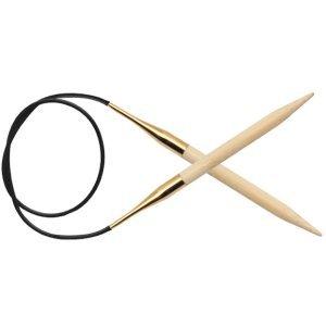 US 1.5 32 circ Knitters Pride Bamboo
