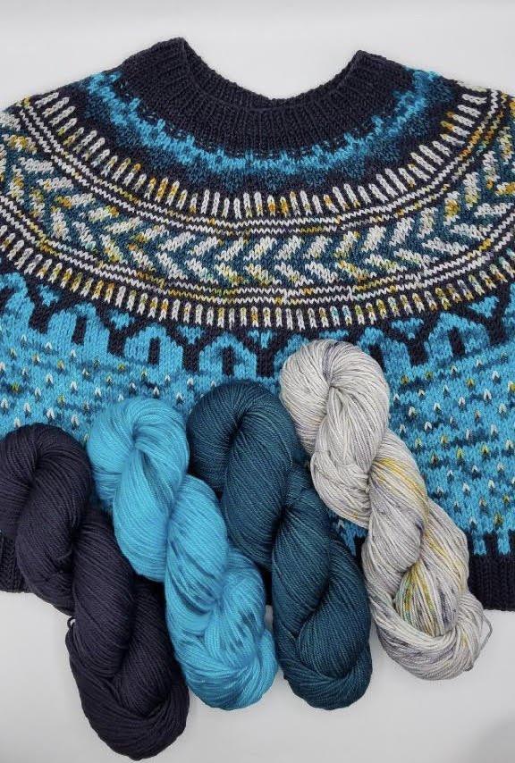 Soldotna Crop Sweater