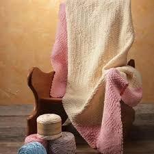 Woven Baby Stroller Blanket