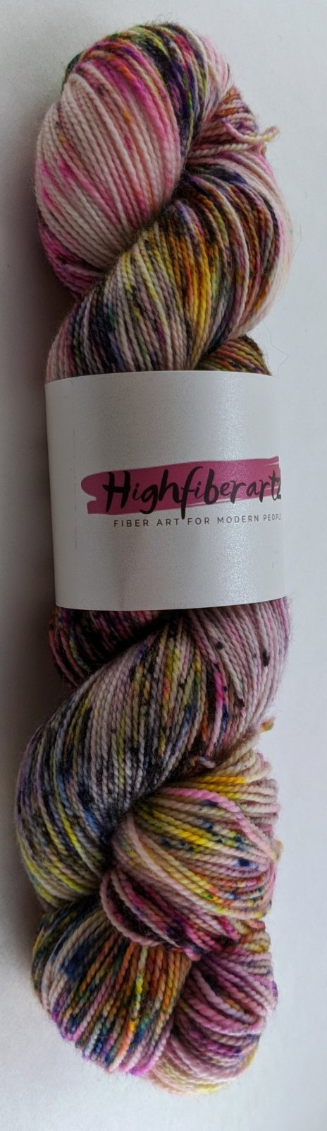 Highfiberartz Everyday Sock