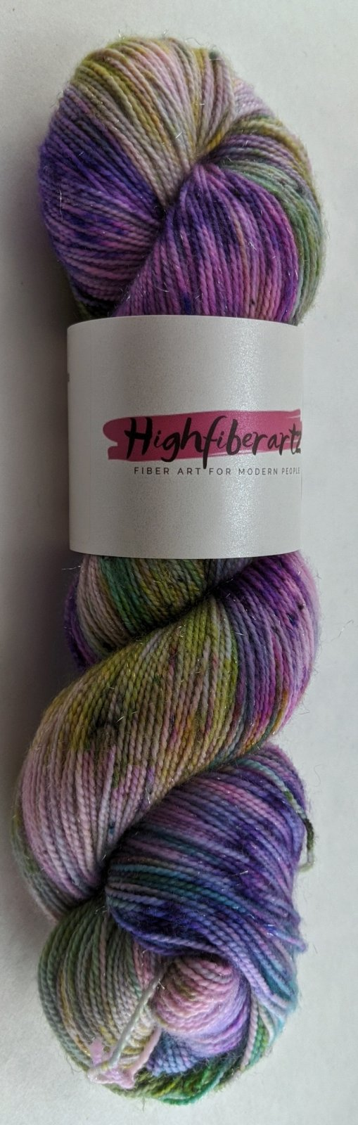 Highfiberartz Sparkle Sock