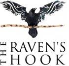 The Raven's Hook logo