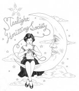 Starlight Knitting Society logo