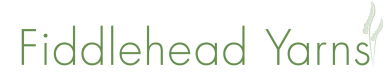 FIddlehead Yarns logo