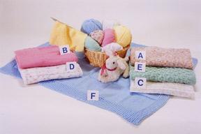 AN #32: Crib-Blanket-Afghan/Throw I