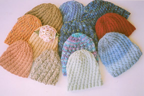AN #54: Spiral Rib Hat