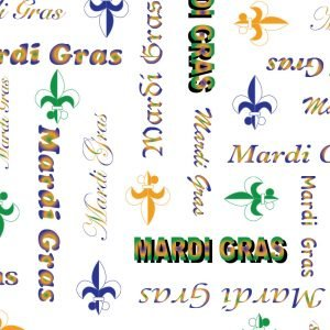 2235 Mardi Gras Words