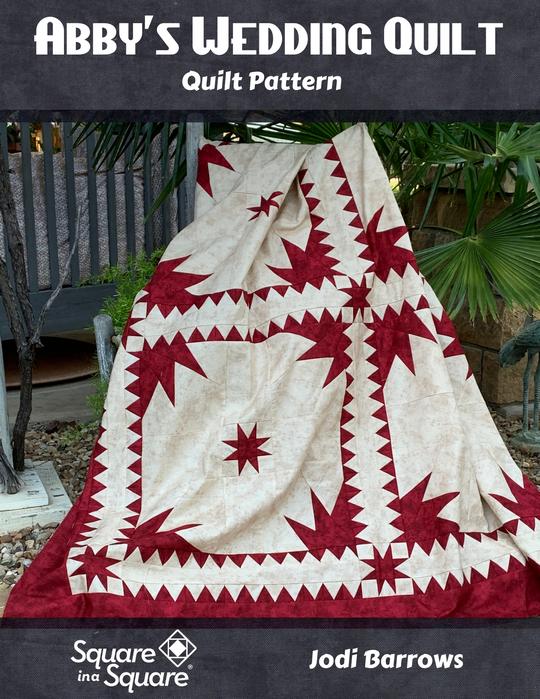 Abby's Wedding Quilt Pattern