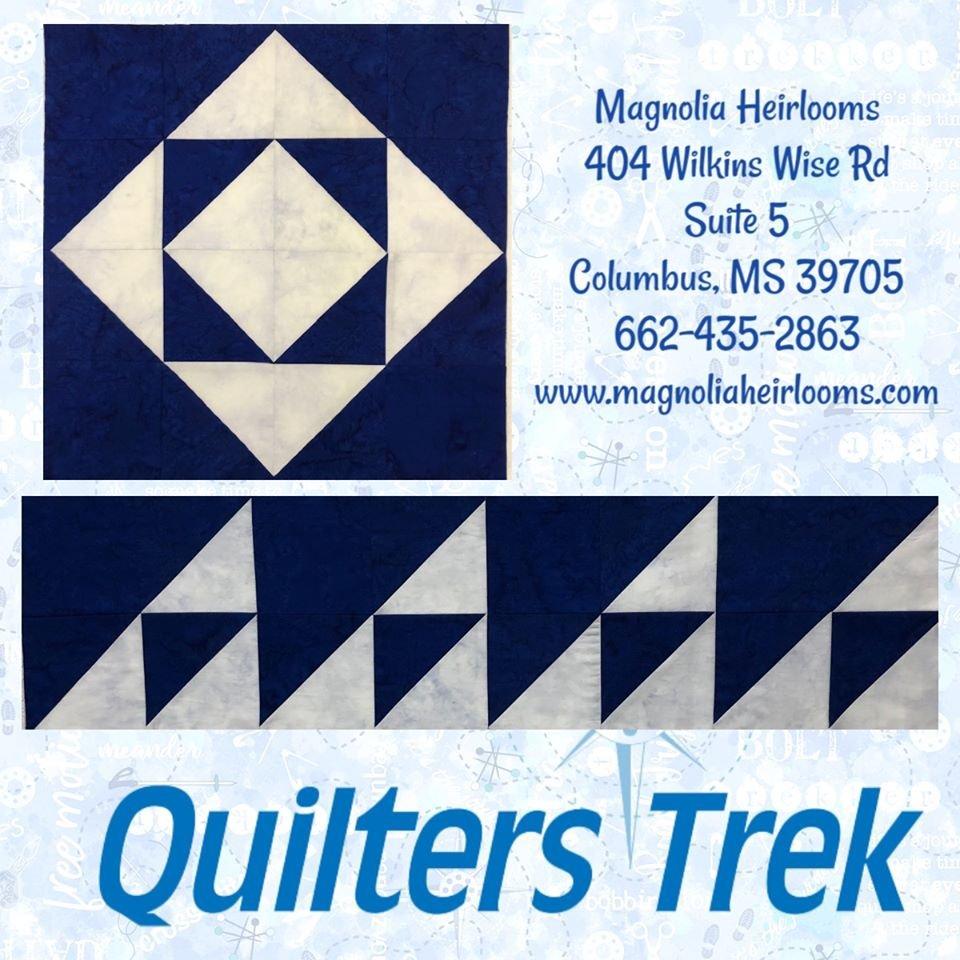 2020 Quilters Trek Quilt Kit