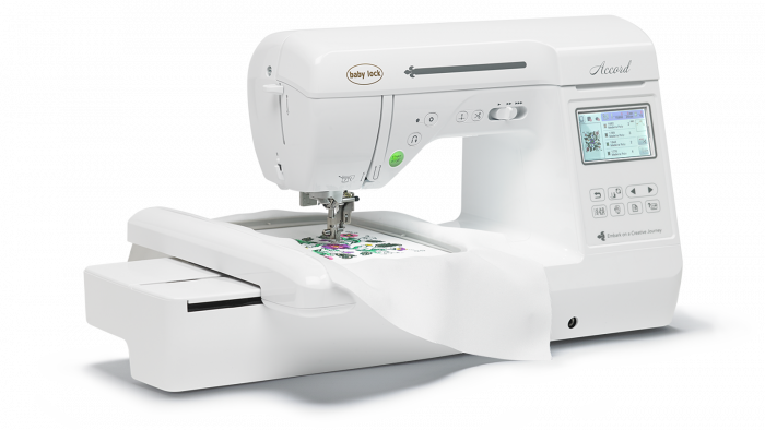 Accord Sewing/Embroidery Machine