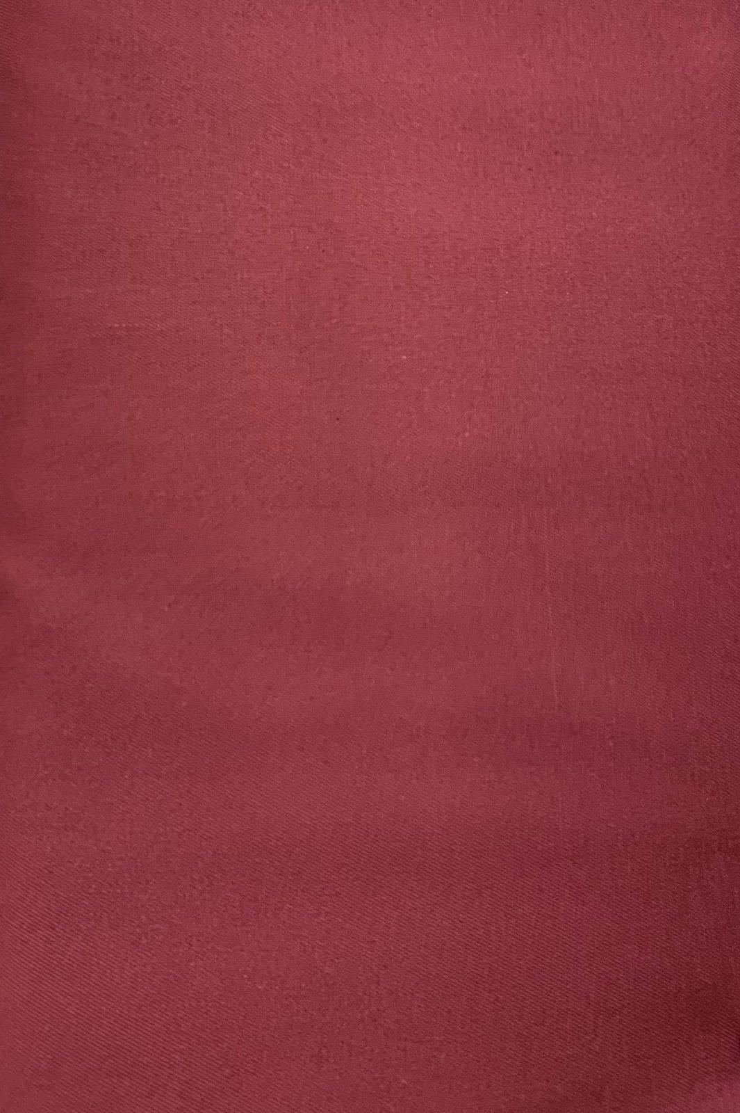 Maroon/Crimson Twill