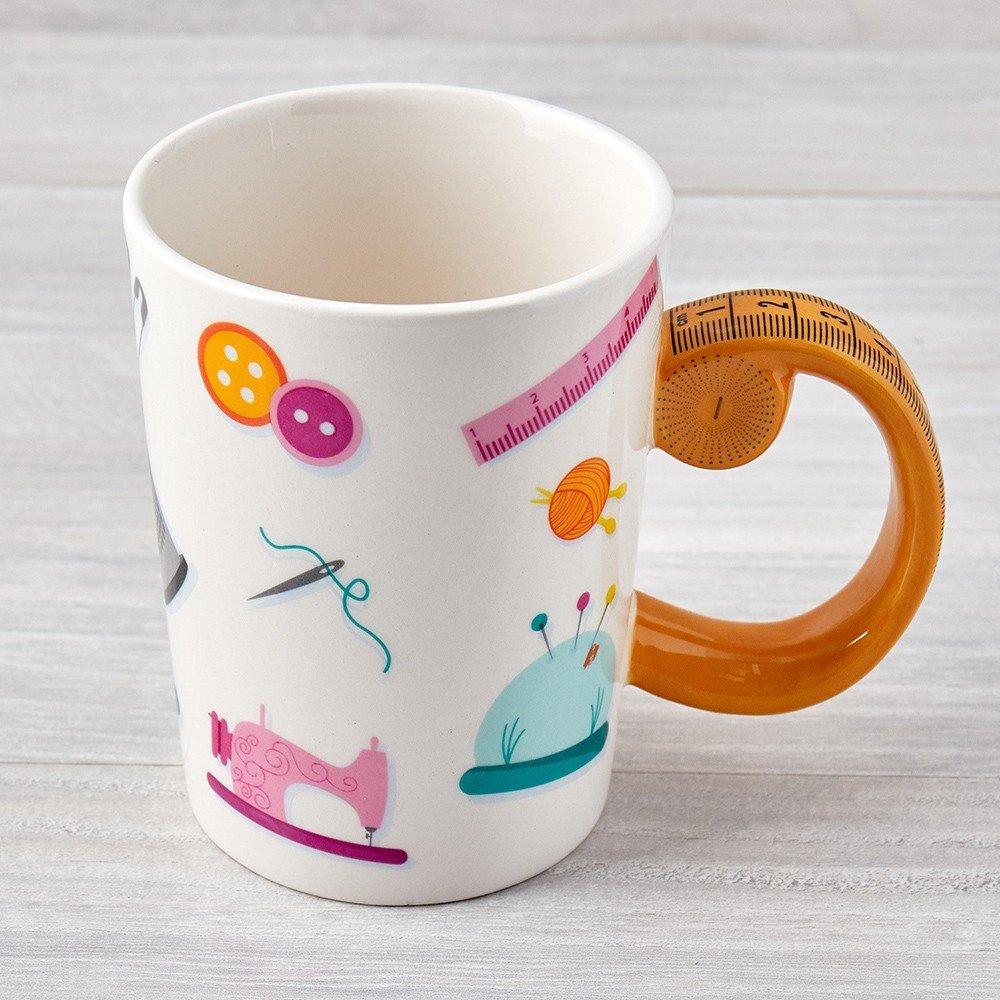 Tape Measure Mug