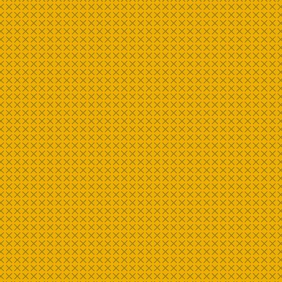 Handiwork Cross Stitch in Honey