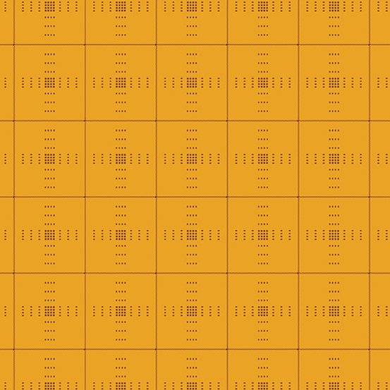 Entwine Wovens Plaid in Butterscotch