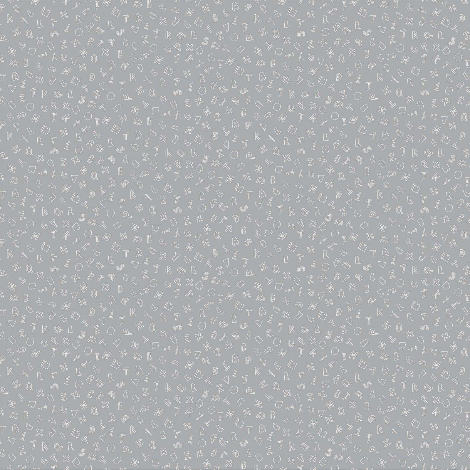 Book Club Alpha in Grey
