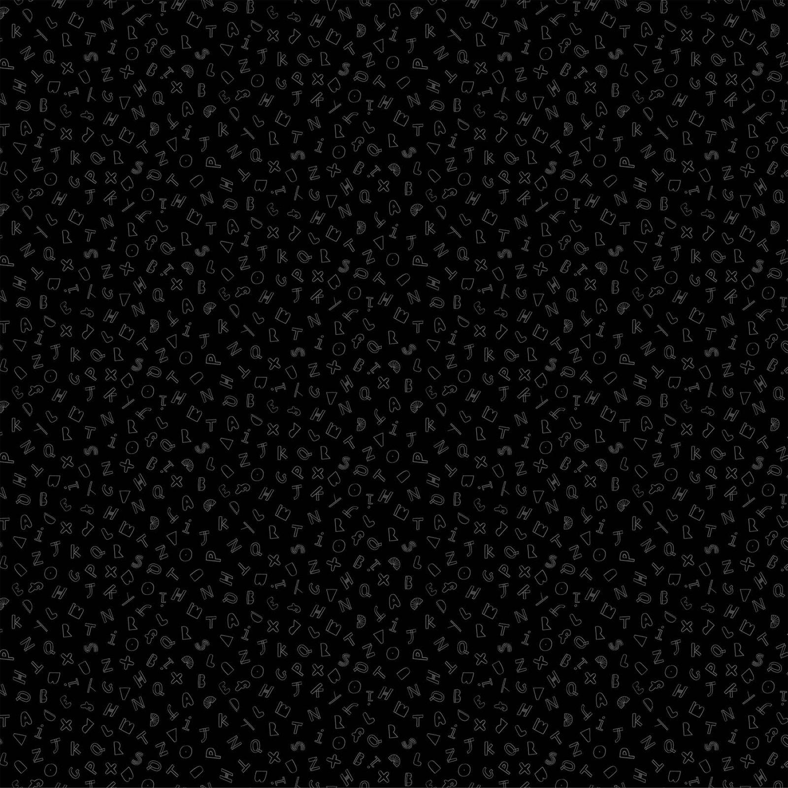 Book Club Alpha in Black