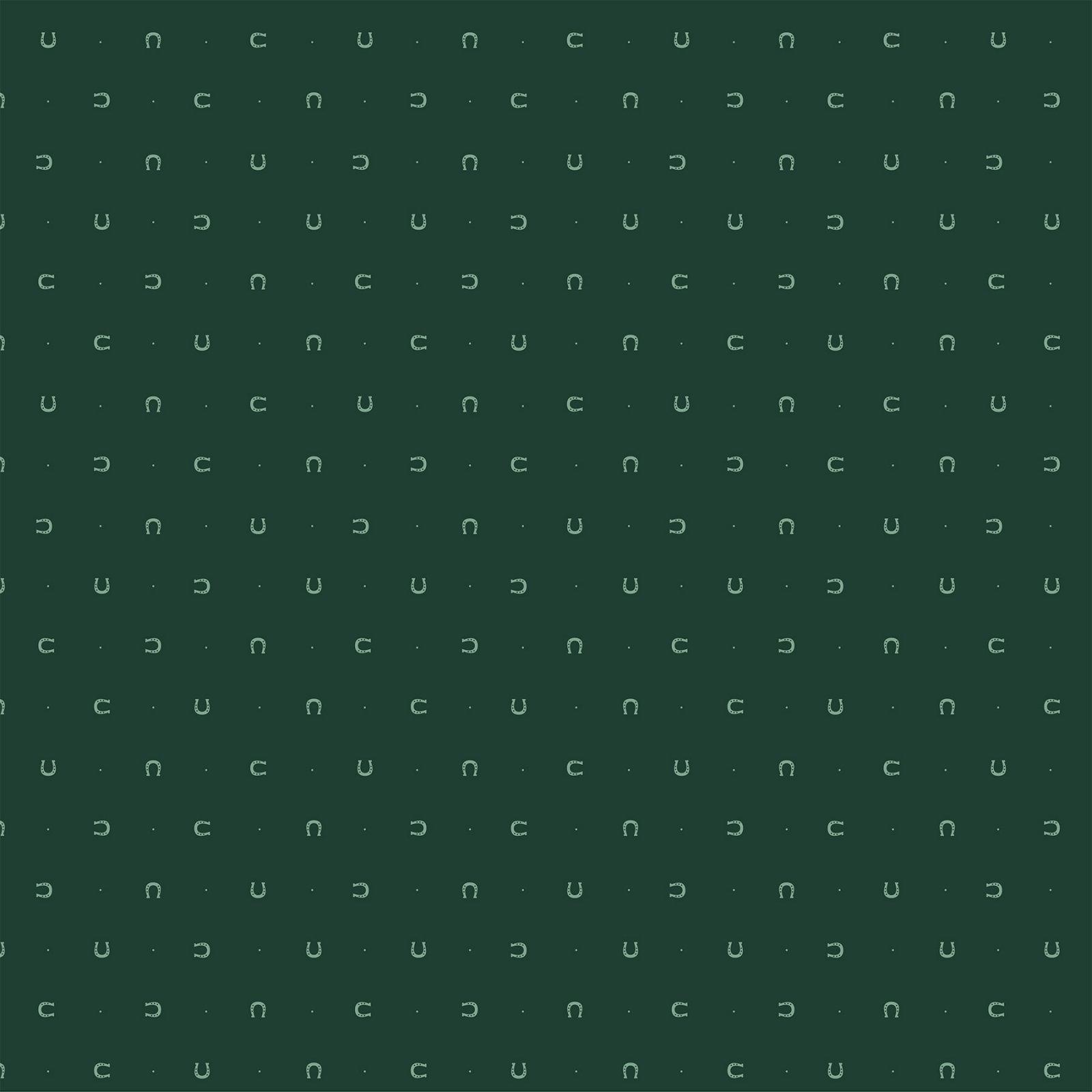 Lucky Charms Basics in Dark Green