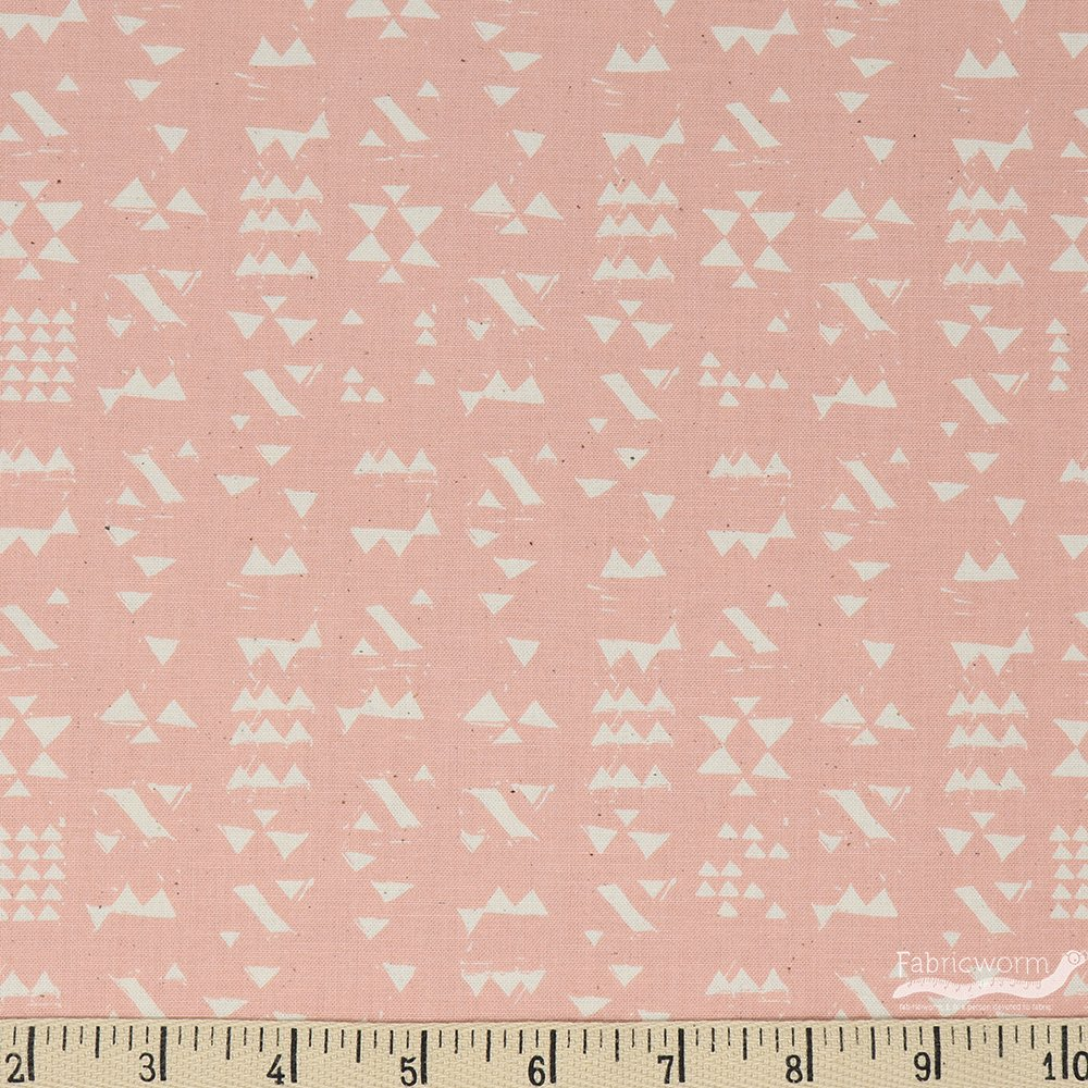 Moonrise Patch in Rose Unbleached