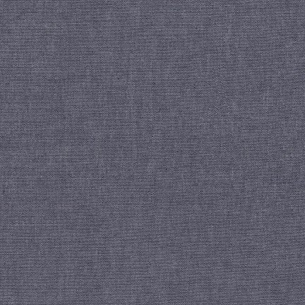 Worker Chambray in Navy