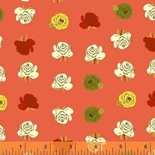Far Far Away 2 Roses in Coral