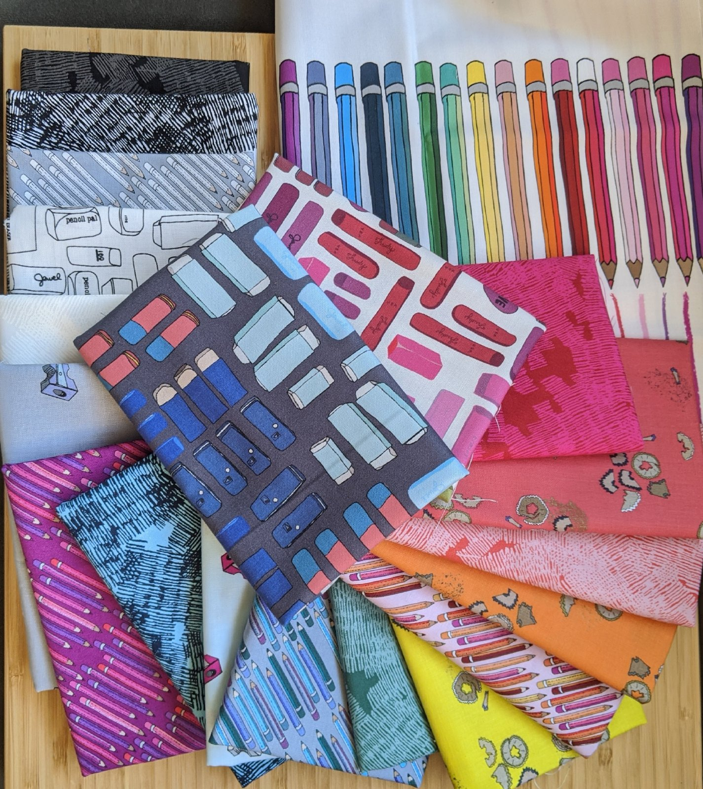 Pencil Club FQ Bundle, 20pc