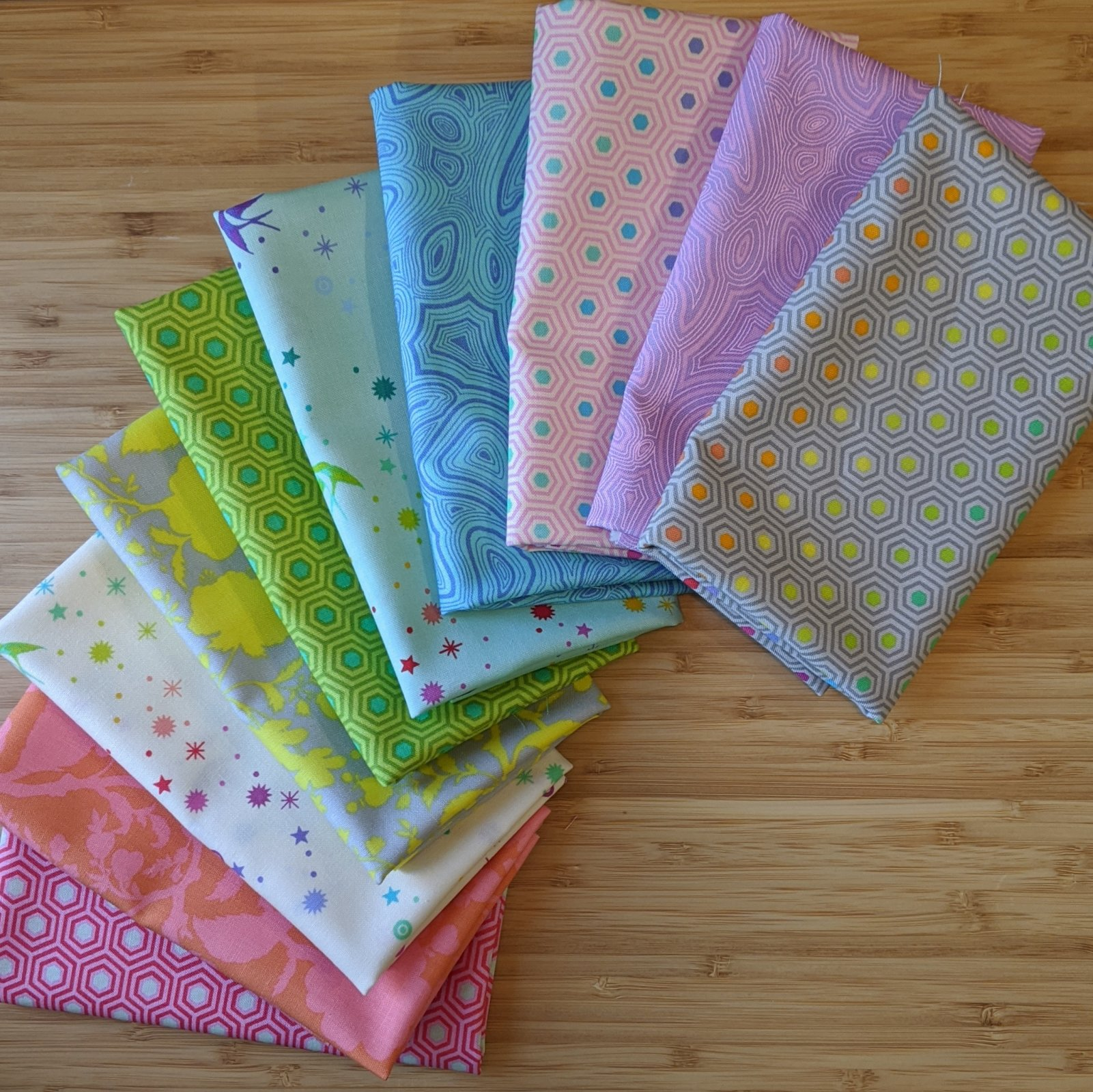 Tula True Colors FQ Bundle, 10pc