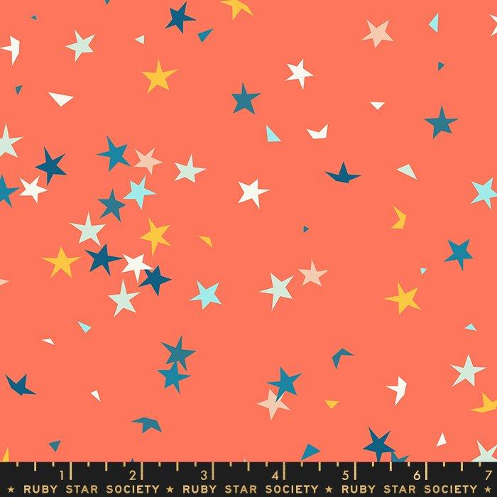 Pop Starfetti in Tangerine Dream