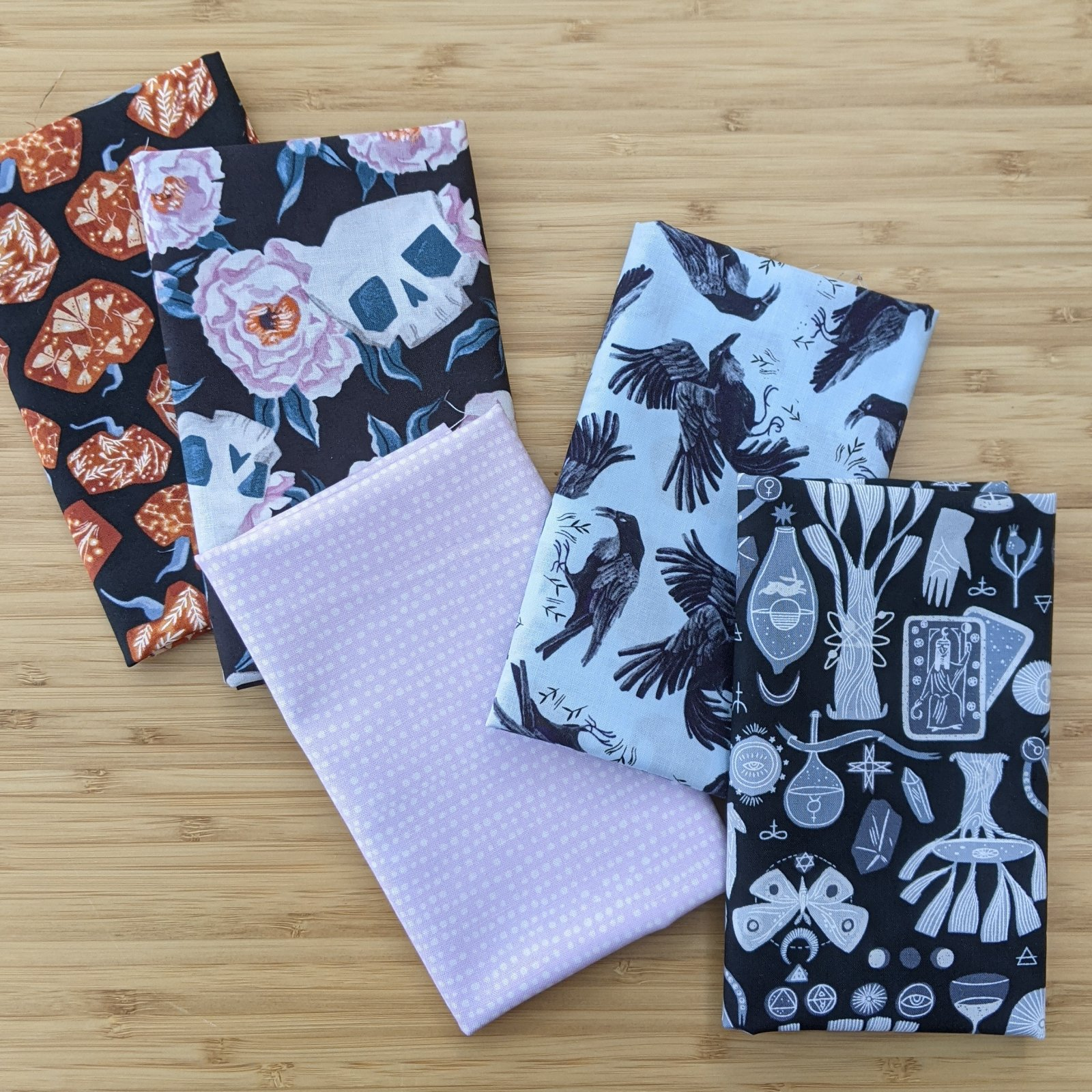 Toil and Trouble FQ Bundle, 5pc