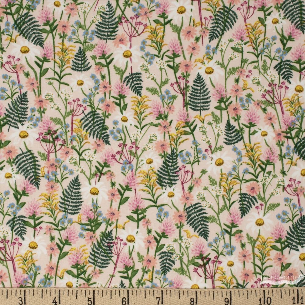 Wildwood Wildflowers in Pink