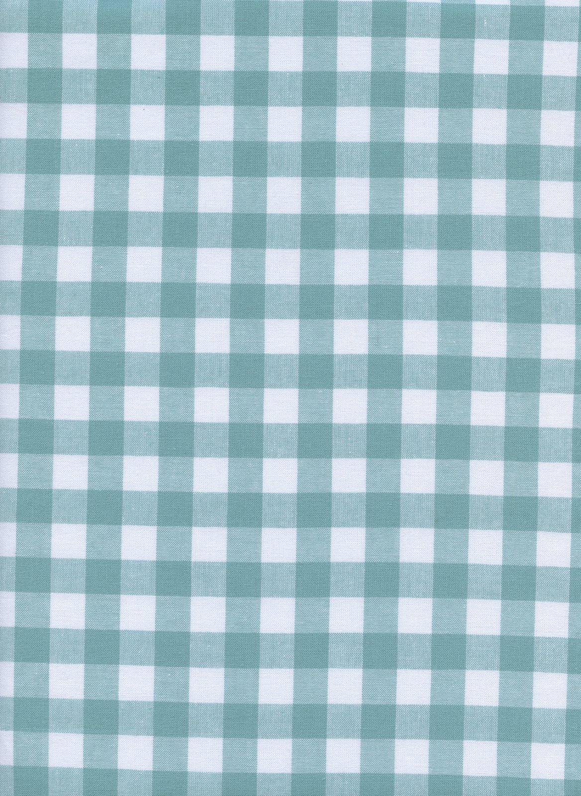Checkers Half Inch Gingham in Story Blue