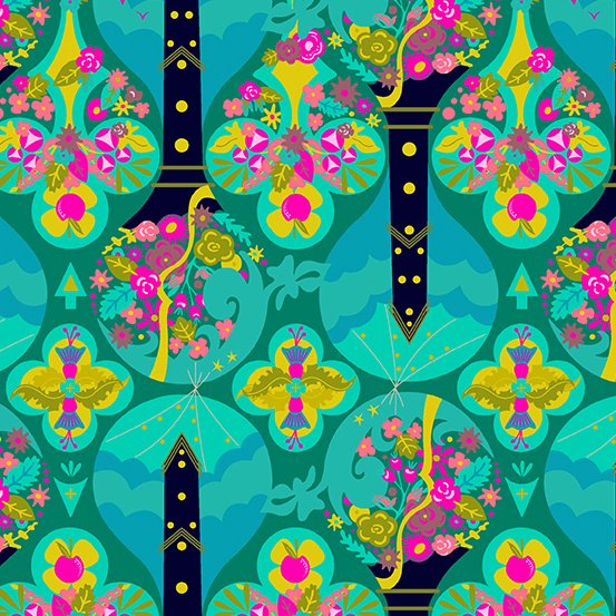 Road Trip Treehouse in Jade