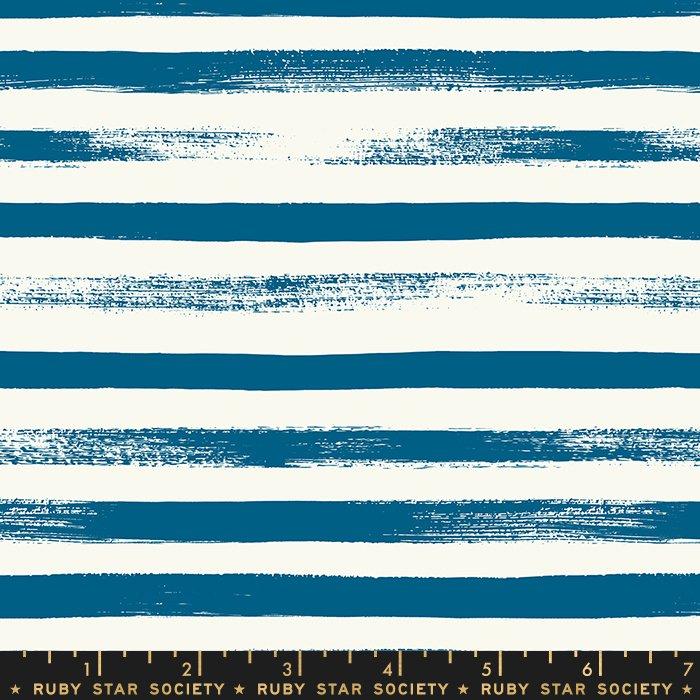 Zip Stripe in Blue Raspberry