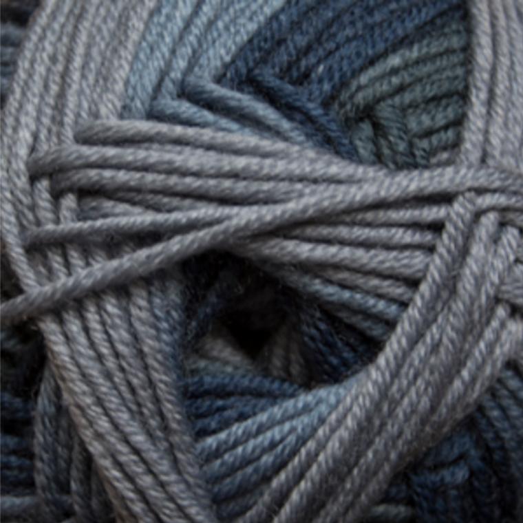 Cascade Longwood Sport Stripe Yarn