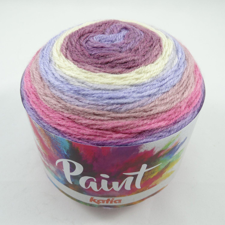 Katia Paint Yarn