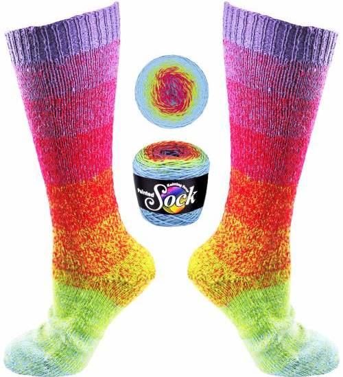 Knitting Fever Painted Sock Yarn