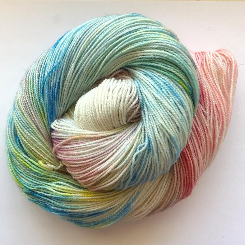 Yarns to Inspire Sparkle Yarn