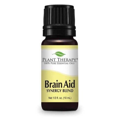 Brain Aid Synergy Blend Essential Oil