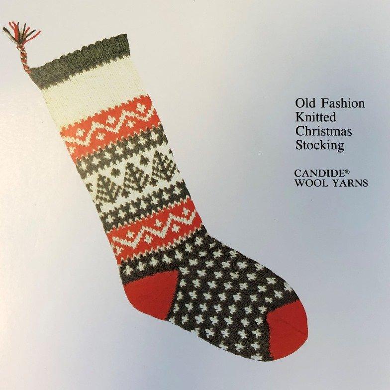 Candide Wool Yarns Christmas Stocking Kits