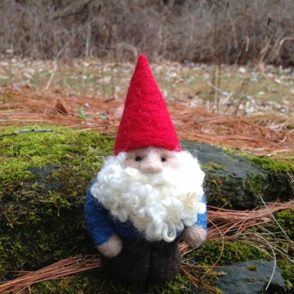 Going Gnome Needle Felting Classic Boy Kit