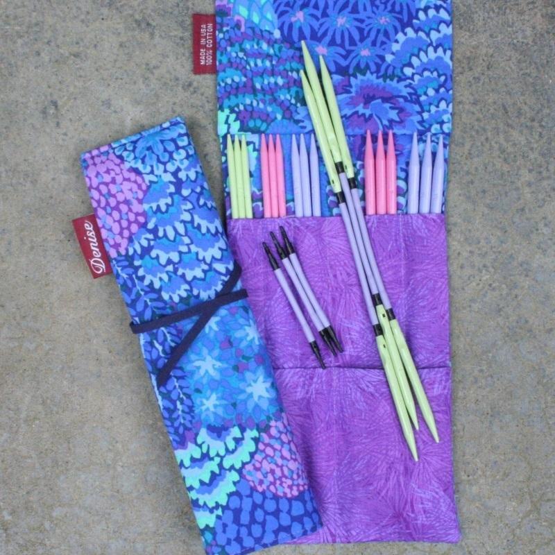 Denise2Go FLEX Double Pointed Needle Set, US 5-10
