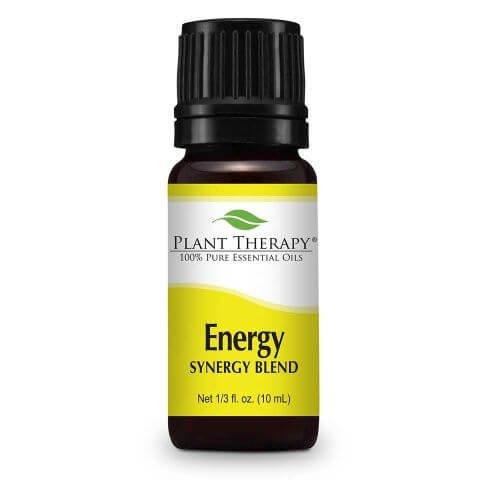 Energy Synergy Blend Essential Oil