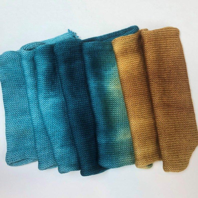 Yarns to Inspire Single Sock Blanks