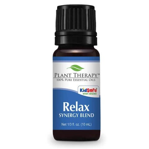 Relax Synergy Blend Essential Oil