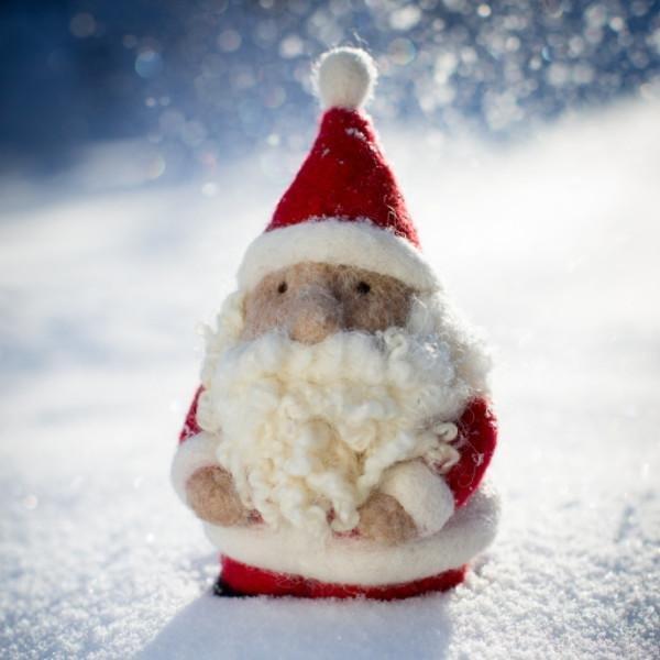 Going Gnome Needle Felting Santa Claus Kit