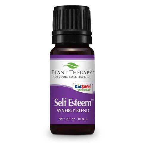 Self Esteem Synergy Blend Essential Oil
