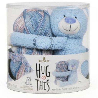 DMC Hug This! Baby Blanket Kit