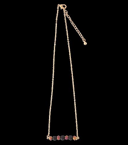 Zengo Aromatherapy Lava Bead Necklace