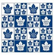 NHL- Toronto Maple Leafs Fabric cotton