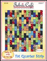 Fat Quarter Shop - 3 Yard Quilt / Fabric Cafe