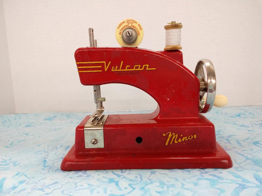 TSM Vulcan Minor - Red